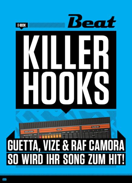 Killer Hooks - So wird ihr Song zum Hit [eBook]