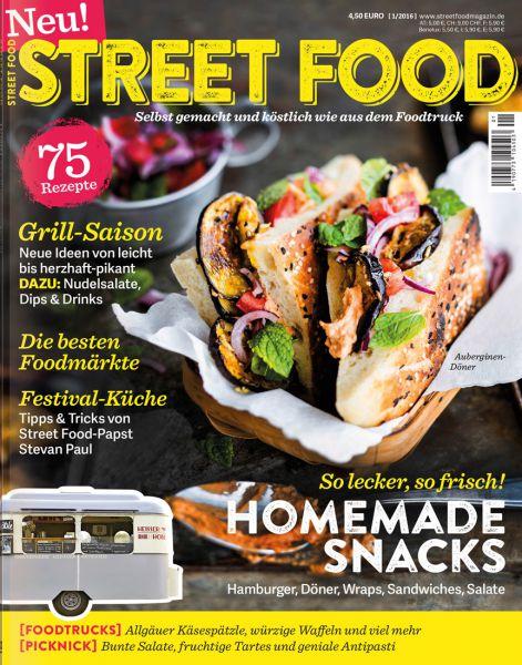 Street Food 01/2016