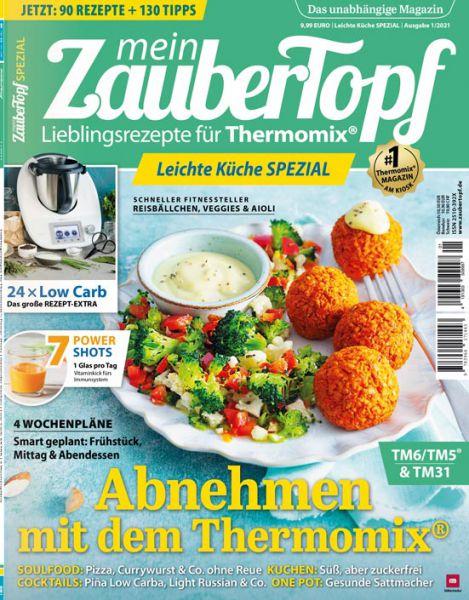 mein ZauberTopf Leichte Küche Spezial 01/2021