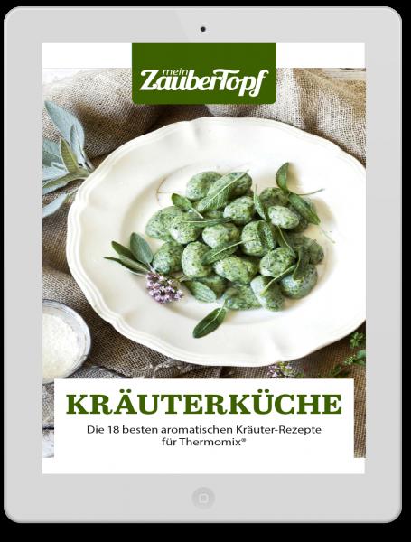 Zaubertopf E-Book Kräuterküche