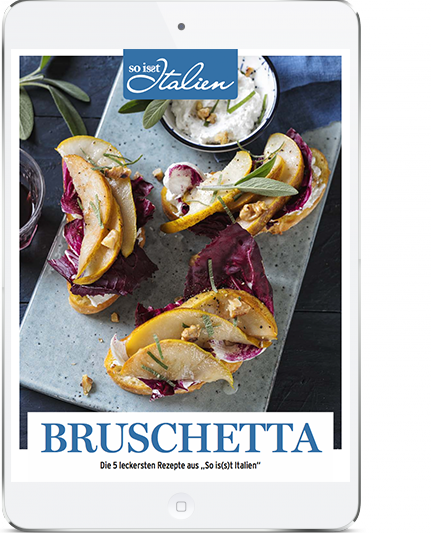 So is(s)t Italien - E-Book Bruschetta