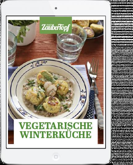 Mein ZauberTopf - E-Book Vegetarische Küche mit dem Thermomix®