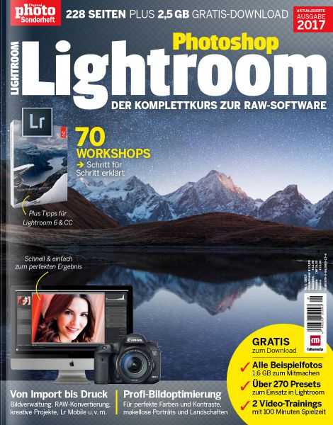 Photoshop Lightroom 01/2017