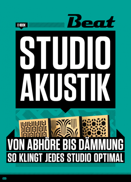 Studioakustik - So klingt jedes Studio optimal [eBook]