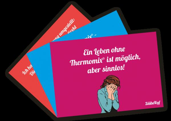 3 Motivkarten für Thermomix®