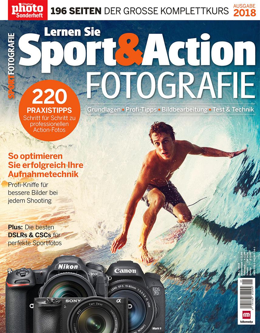 Komplettkurs Sport- & Action-Fotografie