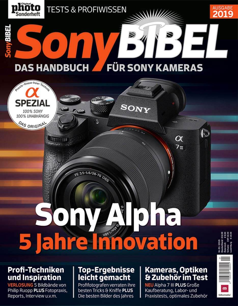 SonyBIBEL 01/2019