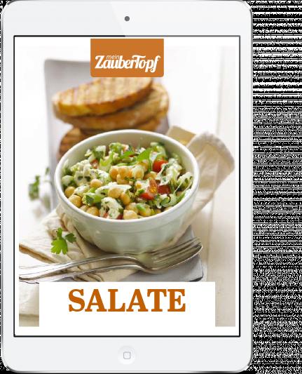 Mein ZauberTopf - E-Book Salate machen mit dem Thermomix®