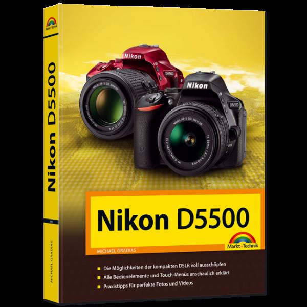 Nikon D5500 - Das Handbuch