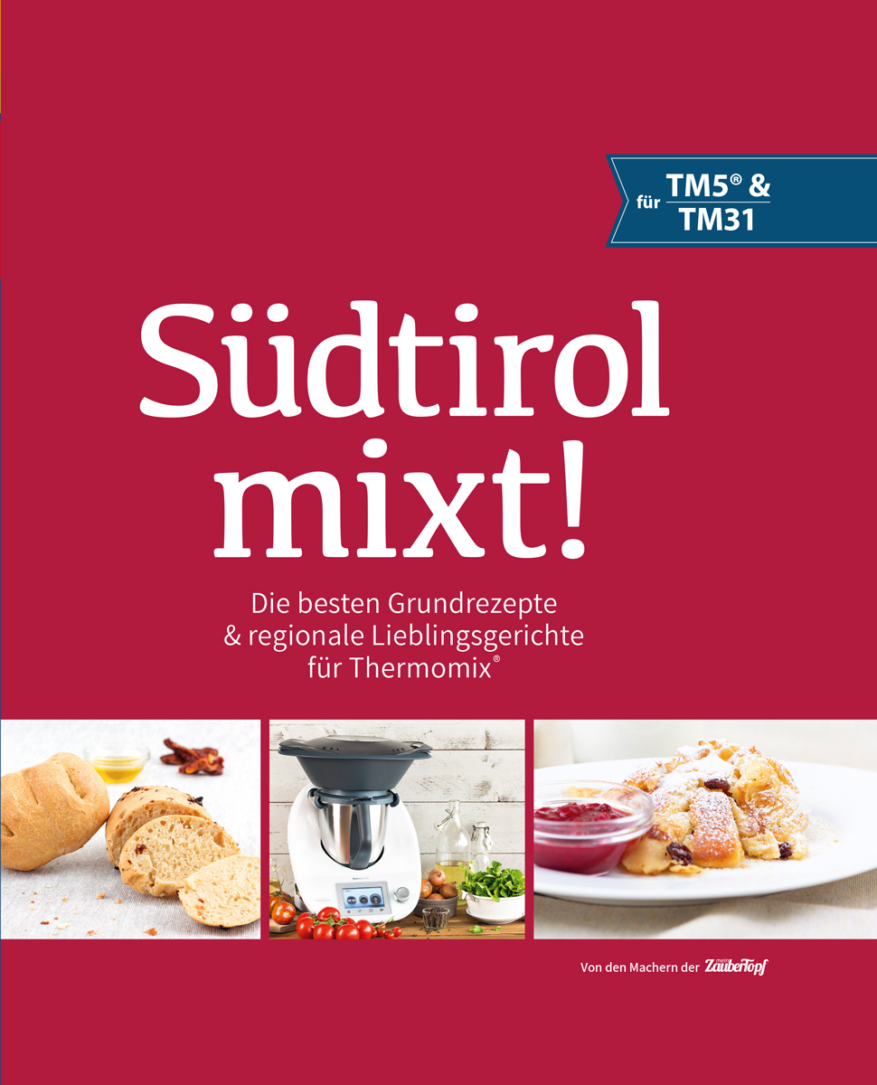 Südtirol mixt! Buch