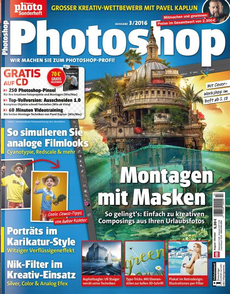 DigitalPHOTO Photoshop 03/2016