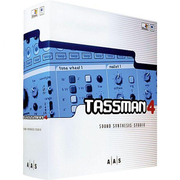 AAS Tassman 4