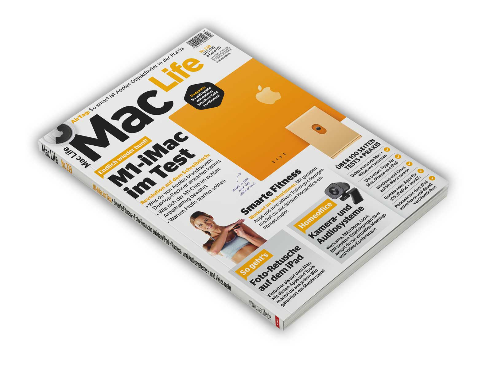 Mac Life 07/2021 → Jetzt bei falkemedia kaufen | falkemedia