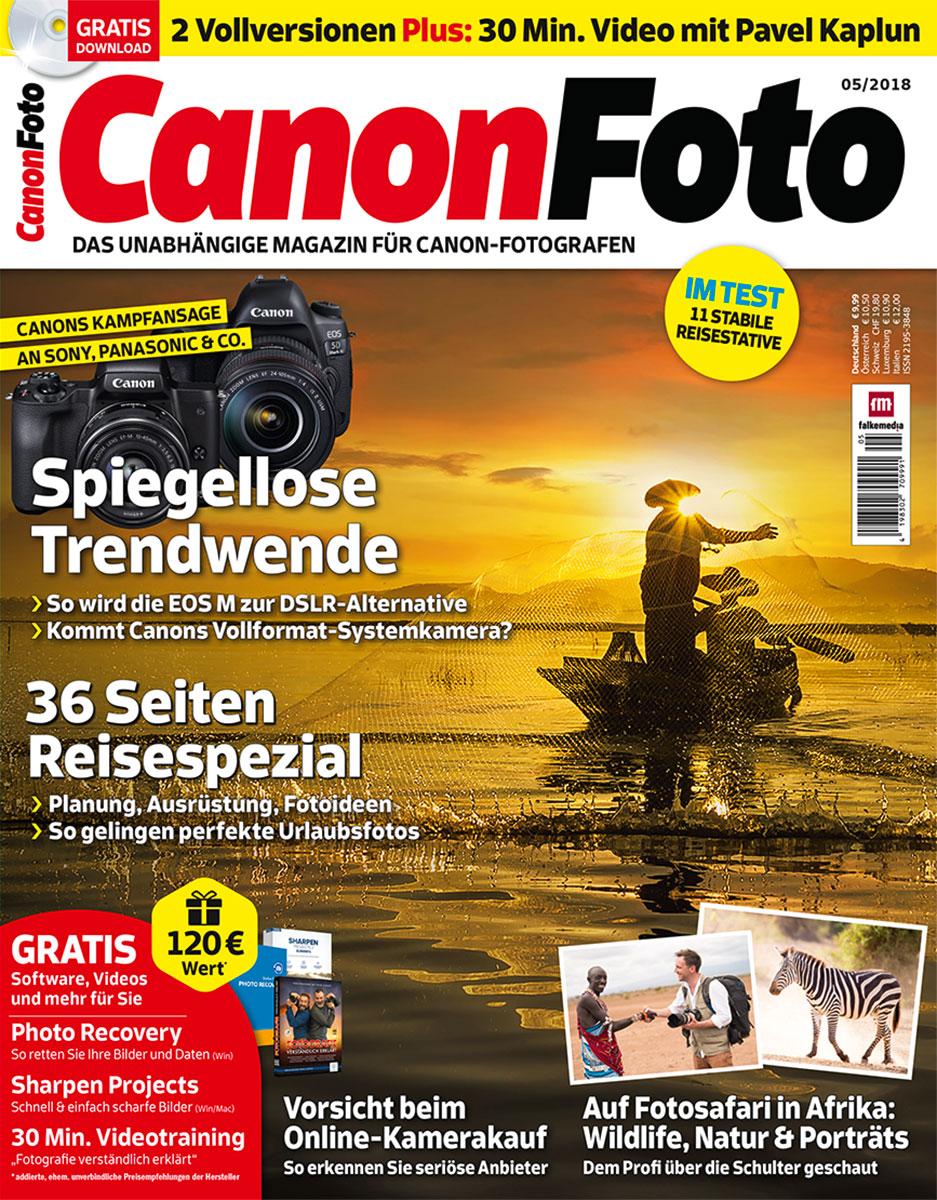 CanonFoto 05/2018