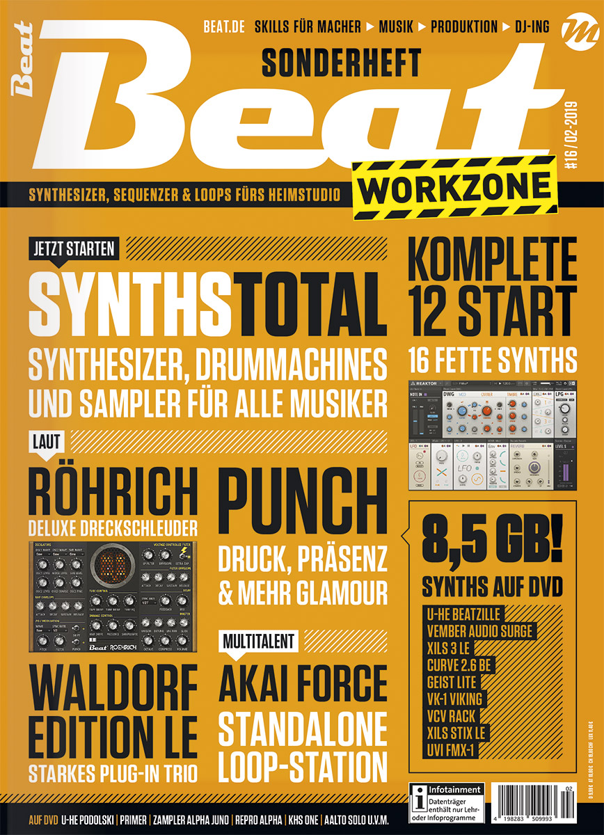 Beat Workzone 02/2019