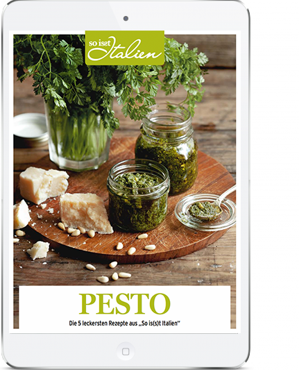 So is(s)t Italien - E-Book Pesto Rezepte