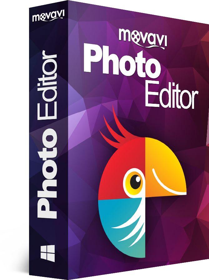 Movavi Photo Editor - Windows
