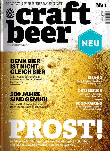 Craftbeer-Magazin 01/2016