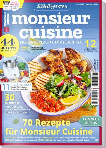 mein ZauberTopf EXTRA Monsieur Cuisine 03/2021