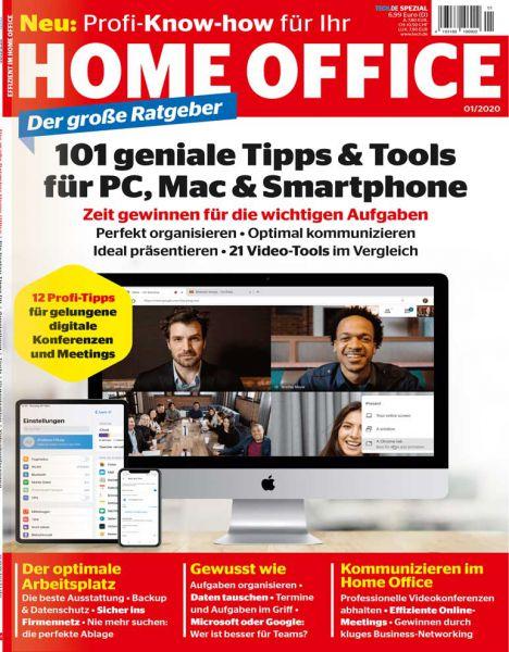HOME OFFICE - Der große Ratgeber