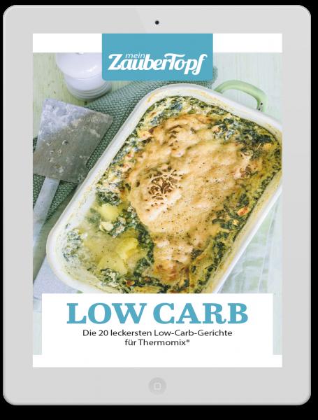 Mein ZauberTopf - E-Book Low Carb