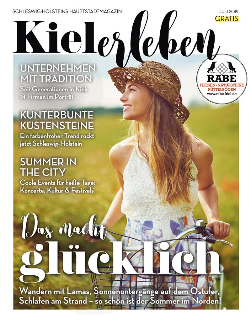 KIELerleben -Juli 2019