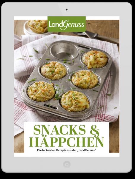 LandGenuss Snacks & Häppchen