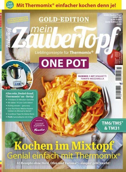 "mein ZauberTopf Gold-Edition ""ONE POT"" 03/2020"