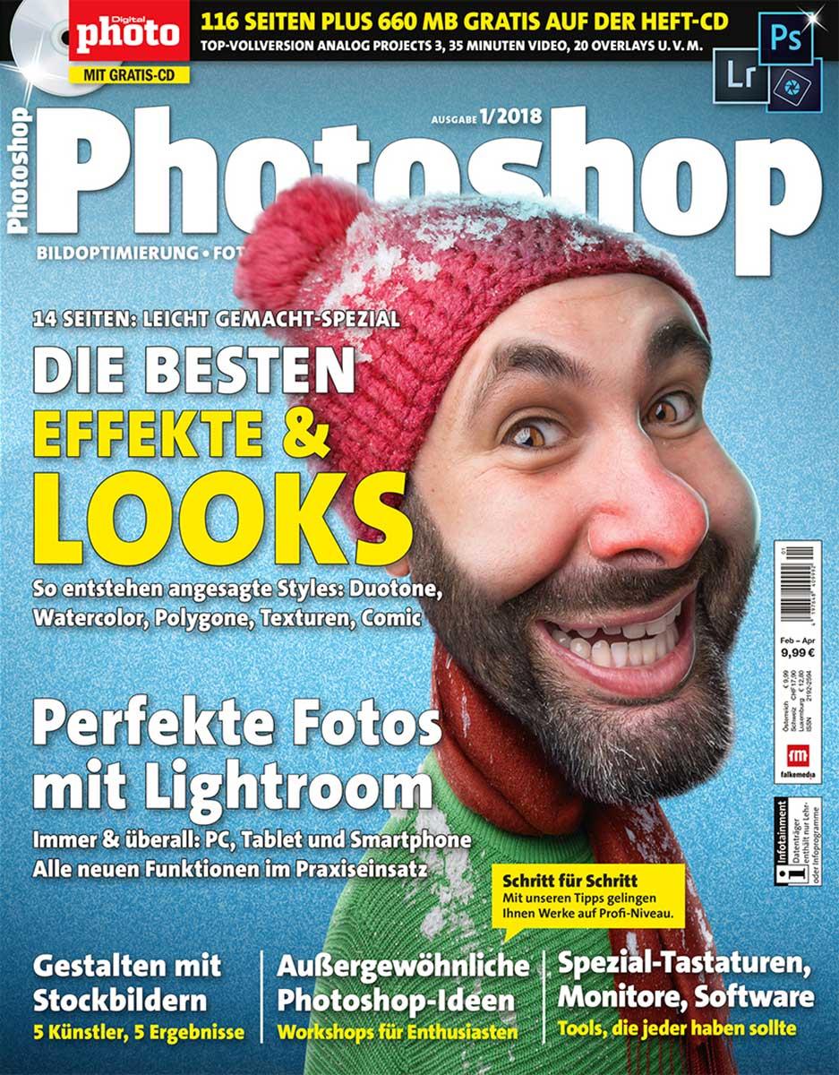 DigitalPHOTO Photoshop 01/2018 → Jetzt Fotomagazin bei falkemedia ...