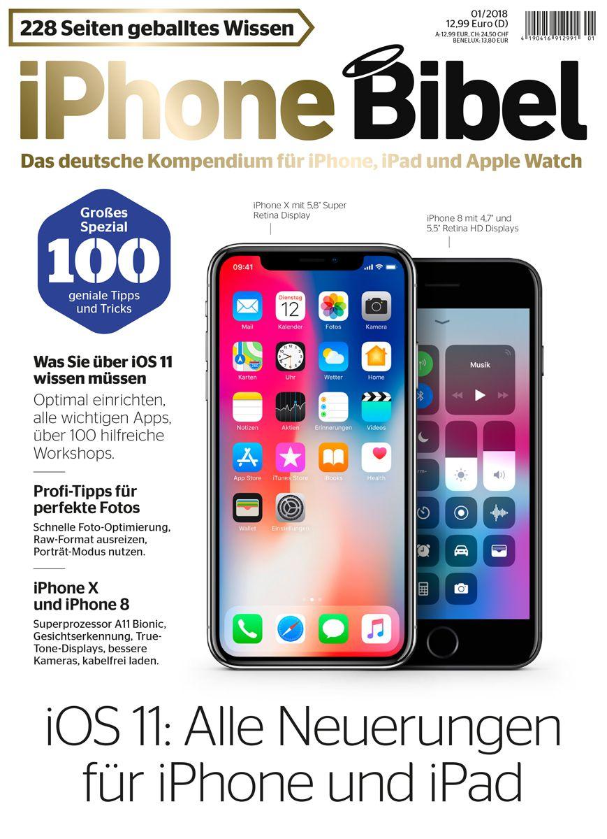 iPhoneBIBEL 01/2018 → Jetzt bei falkemedia kaufen | falkemedia