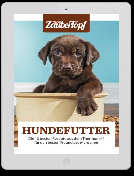 Zaubertopf E-Book Hundefutter