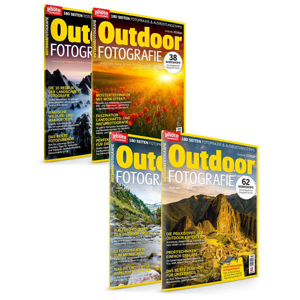 Outdoor Fotobundle
