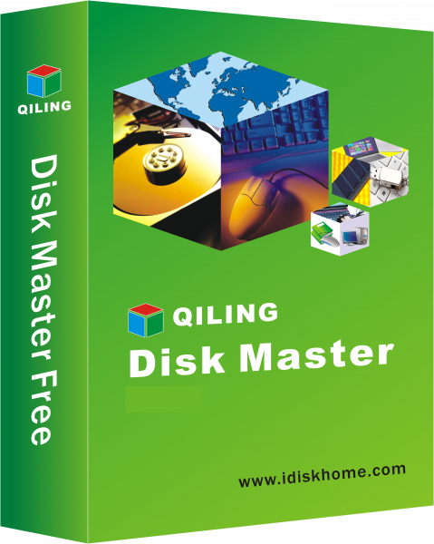 QILING Disk Master Standard