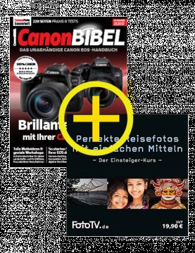 CanonBIBEL 02/2017 + Reisefoto-Tutorial DVD