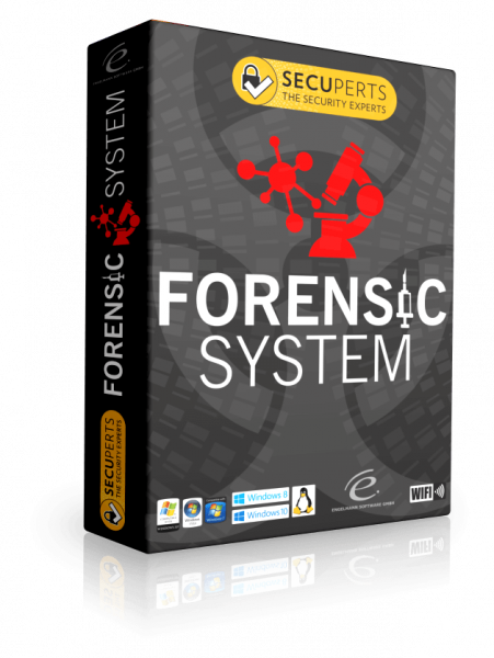 SecuPerts Forensic Systems
