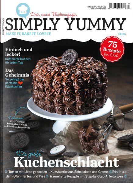 Simply Yummy 01/2016