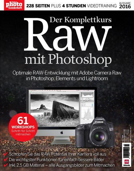RAW mit Photoshop 01/2016