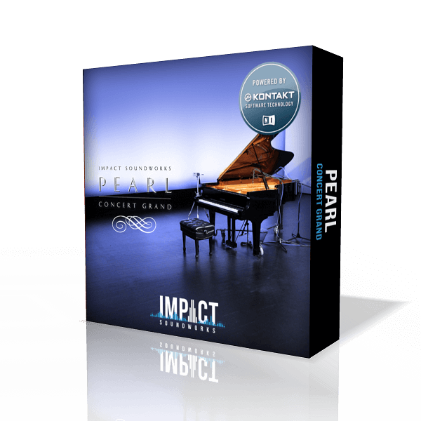 Impact Soundworks - Pearl Concert Grand