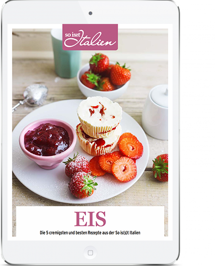 So is(s)t Italien - E-Book Eis