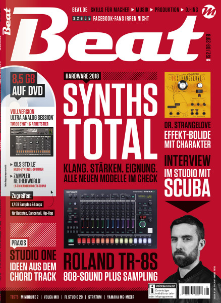 Beat 08/2018 Cover