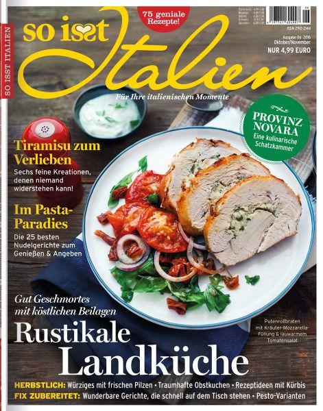 So is(s)t Italien 06/2016