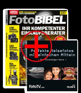 FotoBIBEL 2017 + Reisefoto-Tutorial DVD