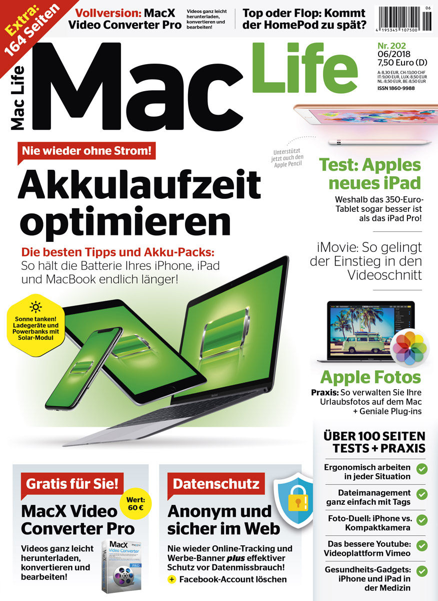 Mac Life 06/2018