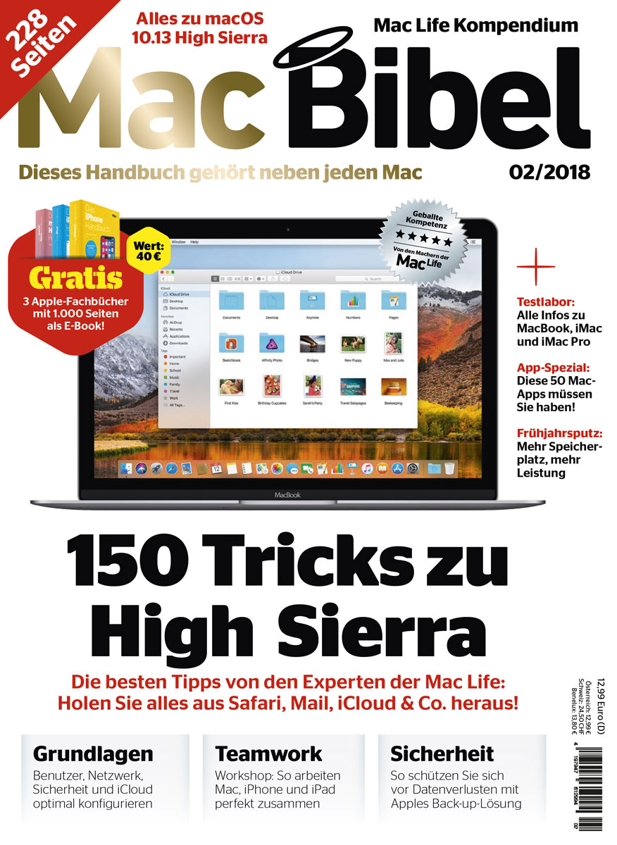 MacBIBEL 02/2018 Print-Magazin