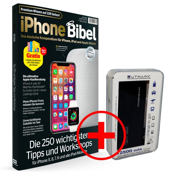 iPhone Urlaubs PowerKit