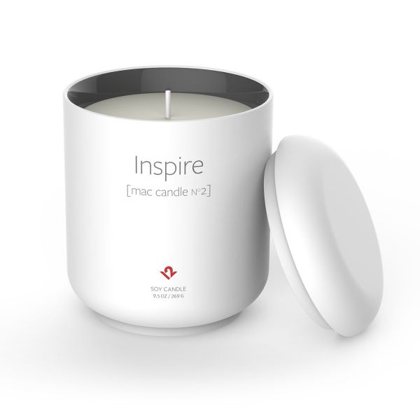 Inspire Mac Candle Nr. 2