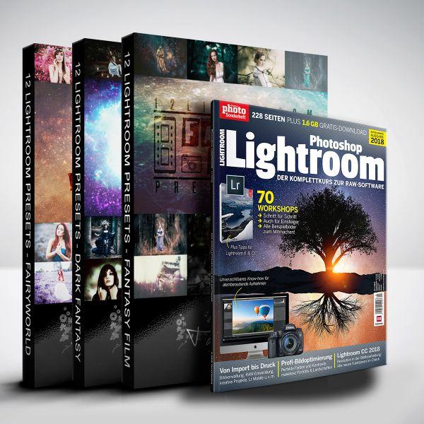 Fantasy Presets & DigitalPHOTO Lightroom