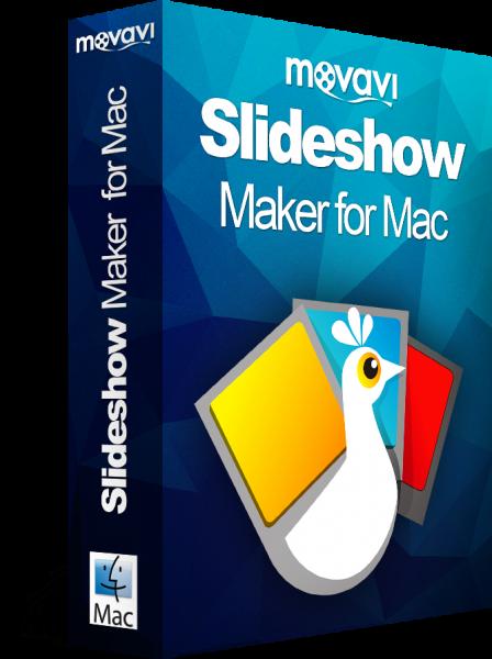 Movavi Slideshow Maker - Mac