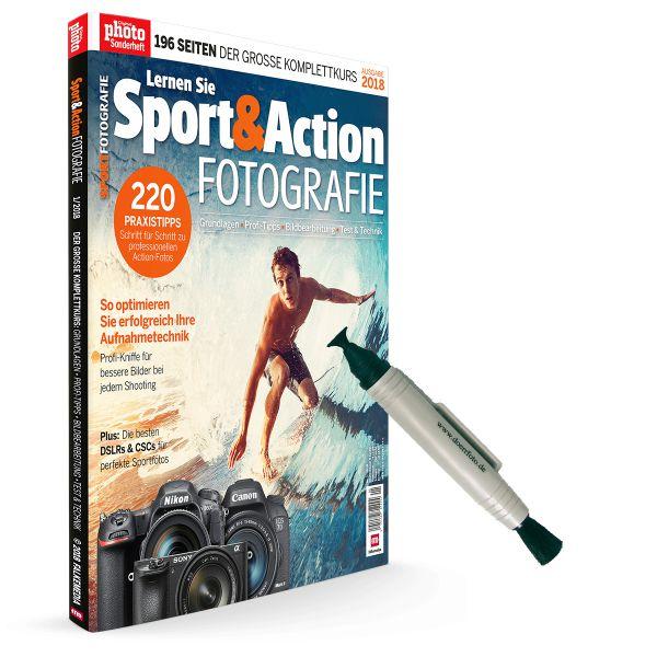 Sport & Action inkl. DÖRR Reinigungsstift