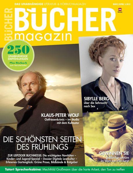 BÜCHER 03/2015